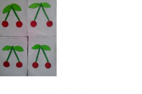 "Tema saptamanii 09-13 martie 2015, grupa baby: ""Fructe de primavara"""