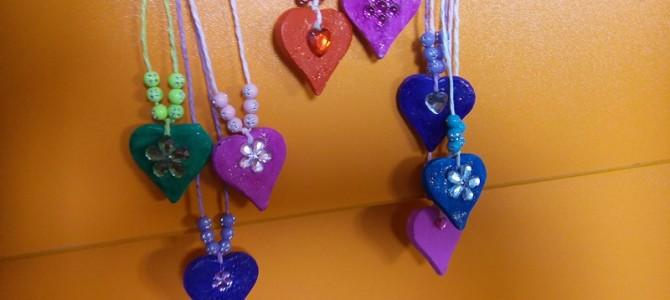 Atelier-Medalionul inimioara