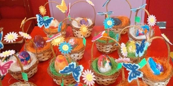 Atelier Paste- Cosuletul cu oua