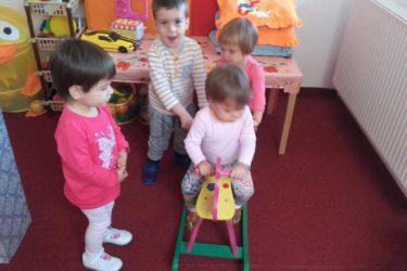 Grupa Baby- Gargarite