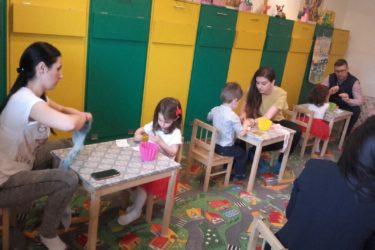 Grupa mica-atelier parinti